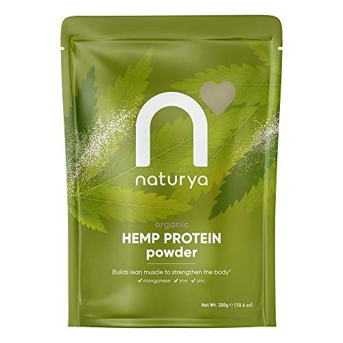 Naturya Bio Hanfprotein Pulver, 300 g