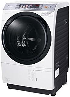 Panasonic ドラム式洗濯乾燥機 9kg 左開き クリスタルホワイト NA-VX3300L-W