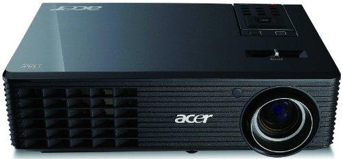 Acer X1161P DLP Projector (nVidia 3D Vision Ready, 4000:1, 2700 ANSI Lumens, 800x600 SVGA)