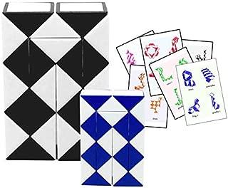 36 wedge magic snake patterns