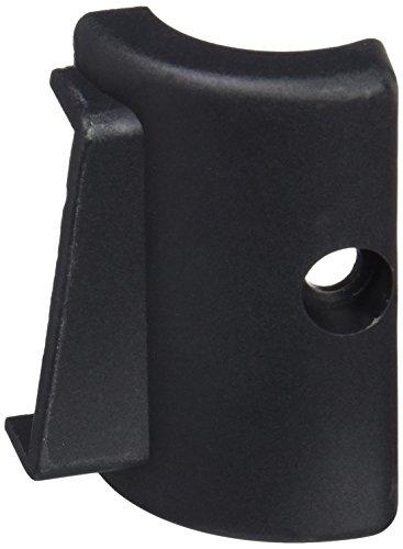Tacx T1423.06 Pied latéral pour Cadres A inversés Gauche, Noir, n/a