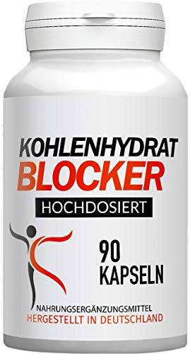 Kohlenhydratblocker - Carbblocker | 60 Kapseln, hergestellt in Deutschland (1)