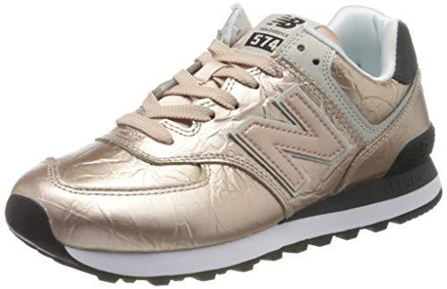 New Balance 574v2, Sneaker Donna, Oro (Rose Gold Rose Gold), 40 EU