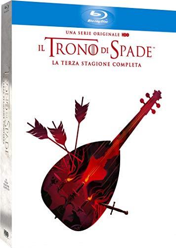 Il Trono di Spade, Stagione 3 - Robert Ball Limited Edition (Blu-Ray) (5 Blu Ray)