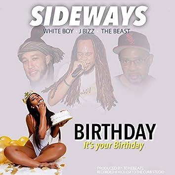 Birthday-It's Your Birthday
