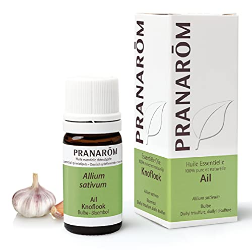 Pranarôm Huile Essentielle Ail Allium sativum Bulbe HECT 5 ml