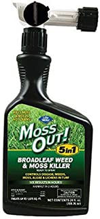 Lilly Miller Moss Out 5-in-1 Broadleaf Weed & Moss Killer RTS 24oz