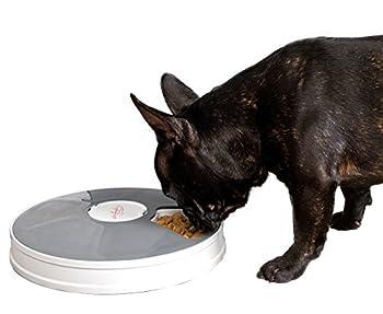 Distributeur programmable de nourriture pour chiens et chats
