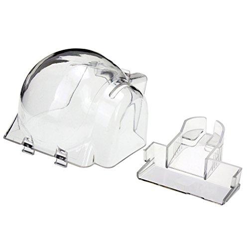 KEESIN Tapa protectora para cámara y filtro de lente con