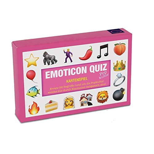 Bubblegum Kennst du das Emoticon Spiel - Popkultur | Kartenspiel