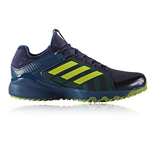 adidas Hockey Lux Schuh - SS18 - Gr. 44 2/3 EU, Navy Blue