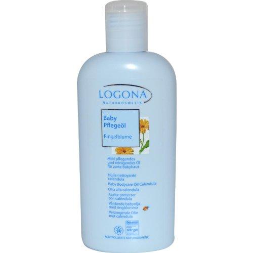 Logona Aceite Calendula Bebe 200Ml Logona 200 g