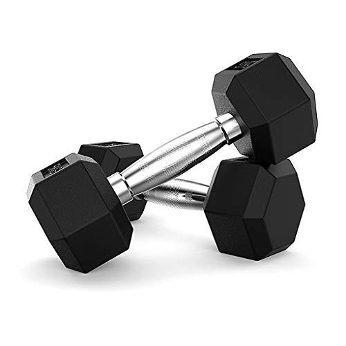 Hantel-Set, Bodybuilding Arm Muscle Fitness Tragbare Reise Hanteln Gym Übung Für Beine, Gesäß, Crossfit Workout, Mobilität & Krafttraining (2,2 Lbs Pro Stück)