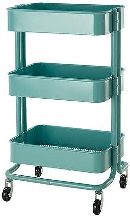 Amazon.it: Ikea - Carrelli con cassetti / Portaoggetti e supporti ...