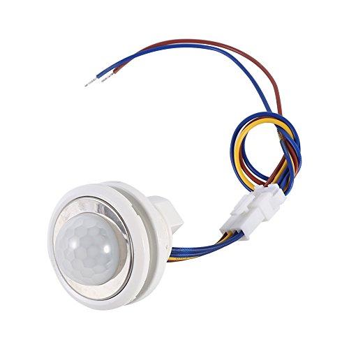 Interruptor por detección de movimiento, Sensor de