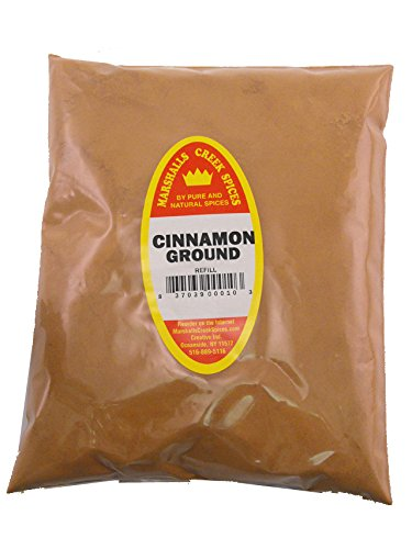 Marshalls Creek Spices Refill Pouch Ground 10 Ounces Cinnamon Max 48% Tampa Mall OFF