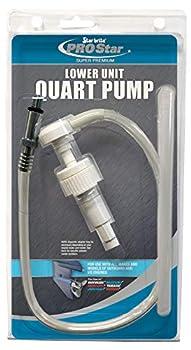 Star brite Lower Unit Quart Pump