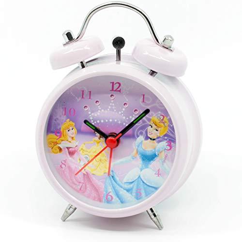 CHRISTIAN GAR 805660 - Despertador analógico Infantil Princesas