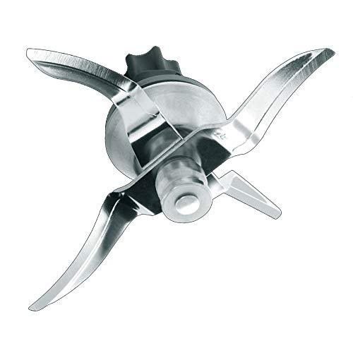 ELECTROTODO Cuchilla adaptable de recambio para robot de cocina Vorwerk Thermomix TM31