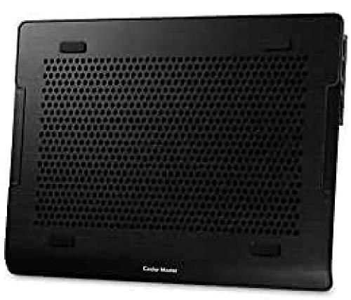"""Cooler Master NotePal A200, Base di raffreddamento per Portatili fino a 17"""", Nero (Black)"""