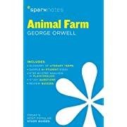 Animal Farm SparkNotes Literature Guide (Volume 16) (SparkNotes Literature Guide Series)