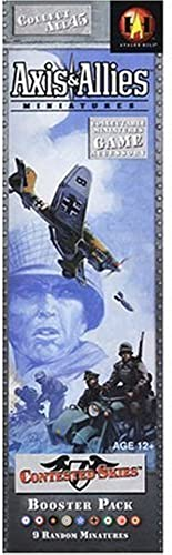 Axis & Allies CMG Booster III  Contested Skies