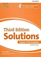 Solutions: Upper-Intermediate: Teacher's Pack: Leading the way to success