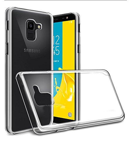 Capa para Samsung Galaxy A6+ 2018, Cell Case, Capa para Samsung Galaxy A6+ 2018, Capa Protetora Flexível, Transparente