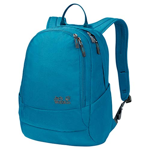 Jack Wolfskin Unisex – Erwachsene Perfect Day Rucksack, Blue Reef, One Size