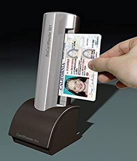 Driver License Scanner and Reader (w/Scan-ID, for Windows)