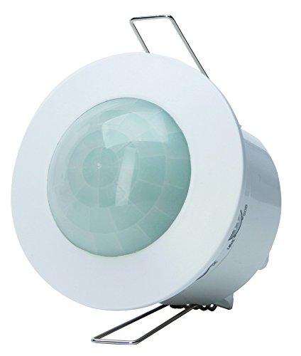 Kopp 824701011 INFRAcontrol Bewegungsschalter R 360 UP-D IP20, weiß