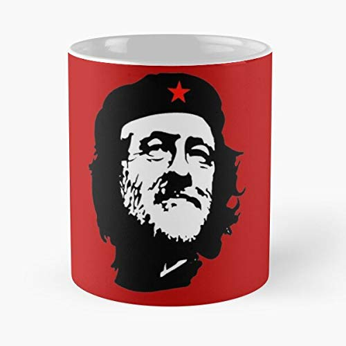 Brexit Político Leader Jeremy Politics Bolchevique Camarada Británico Mejor Taza de café de cerámica Personalizar