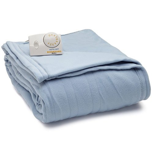 Biddeford 1020-9032108-535 Comfort Knit Fleece Electric...