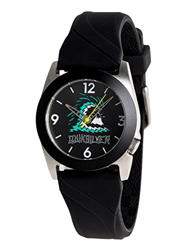 Quiksilver Fiction - Analogue Watch for Boys 8-16 - Analoge Uhr - Jungen 8-16