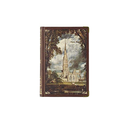 Yanyan Notizbuch im Retro-Design, Hardcover, A5, kreatives Tagebuch, harte...