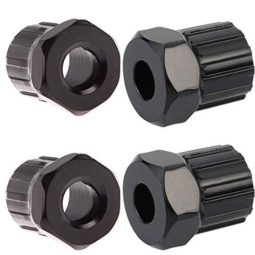 Yuesen Freilauf-Entferner, Freilauf-Kassetten-Entferner für Fahrrad, universelle Reparatur, geeignet für Mountainbikes/Rennräder, 4 Stück