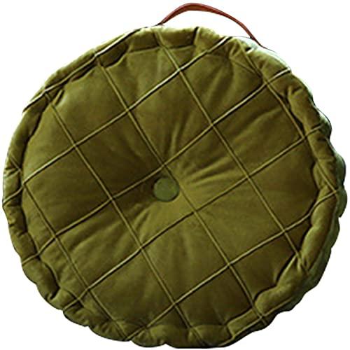 ZWPY Sofa Cushion,dining Chair Cushion With Handle,portable Tatami Bay Window Chair Pad Fluffy Thicken Soft Floor Pads 40cm