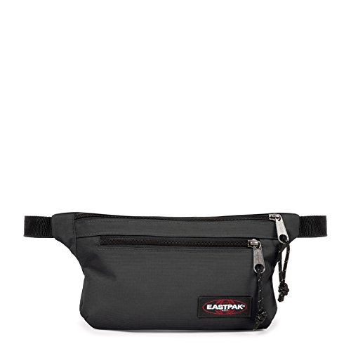 Eastpak Talky Sac Banane, 23 cm, 2 L, Noir (Black)