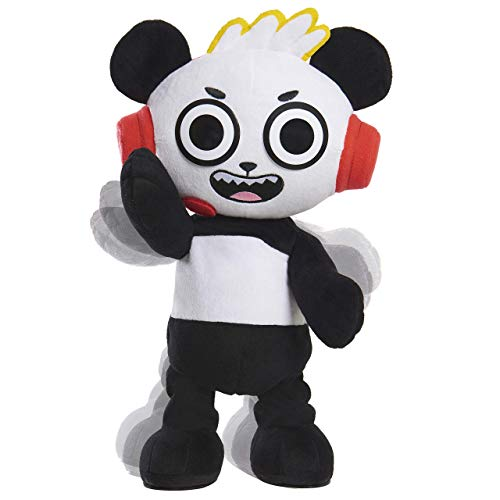RYAN'S WORLD Combo Panda Feature Plush
