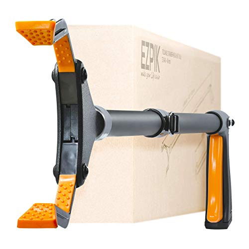 "EZPIK 40"" Long Grabber Reacher Tool Heavy Duty - Long Reach Grabber Tool with Rotating Head - Trash Picker Grabber Tool Heavy Duty - Trash Stick Pickup Tool with Magnet [ New Metal Latch ]"