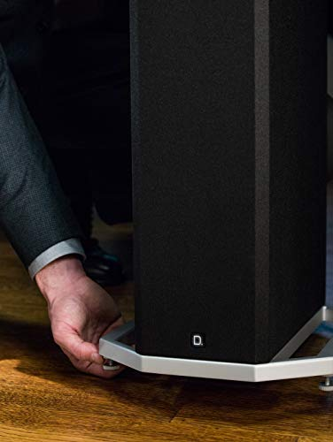 """Definitive Technology BP-9060 Tower Speaker   Built-in Powered 10"""" Subwoofer for Home Theater Systems   High-Performance   Front and Rear Arrays   Optional Dolby Surround Sound Height Elevation"""