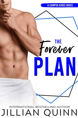 The Forever Plan (Campus Kings Book 6) (English Edition)