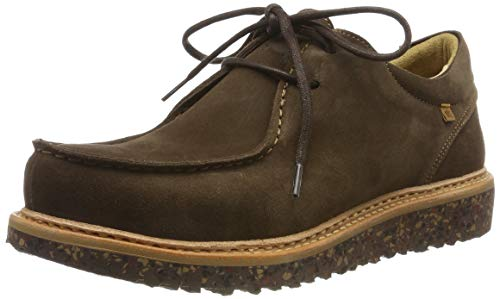 El Naturalista Pizarra, Chaussures Bateau Mixte Adulte, Marron (Brown Brown), 36 EU