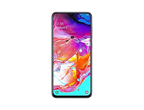 "Samsung A70 SM-A705 Black DS 17 cm (6.7"") 6 GB 128 GB Doppia SIM 4G Nero 4500 mAh"