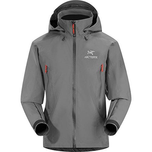 Arc'teryx Beta AR Jacket Men's | Versatile Waterproof GORE-TEX All Round Shell Jacket | Anvil Grey,...
