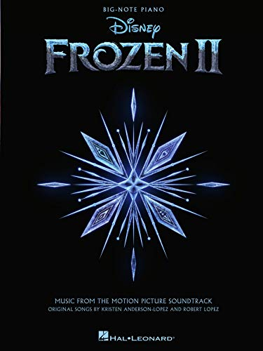 Frozen II - Music from the Motion Picture Soundtrack - Big-Note Piano (English Edition)