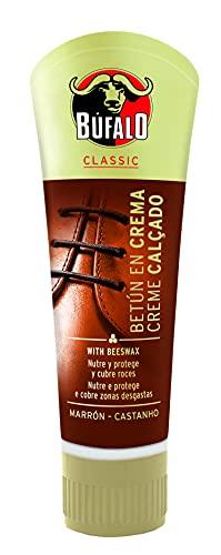 Bufalo betún crema marrón en tubo 50 ml