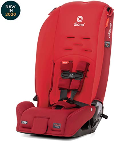 Lowest Price! Diono Radian 3R Latch All-in-One Convertible Car Seat, Red Cherry