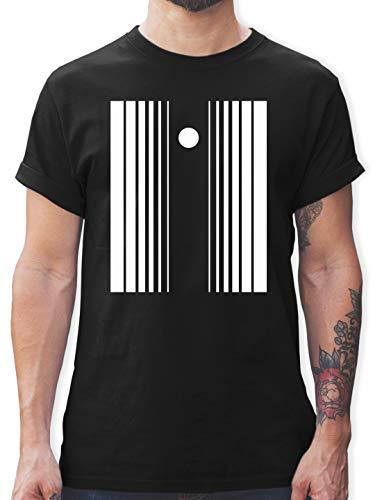 Karneval & Fasching - Doppler-Effekt - L - Schwarz - l190_Shirt_Herren - L190 - Tshirt Herren und Männer T-Shirts