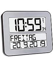 TFA Dostmann 60.4512.01 TimeLine Max radiografische klok
